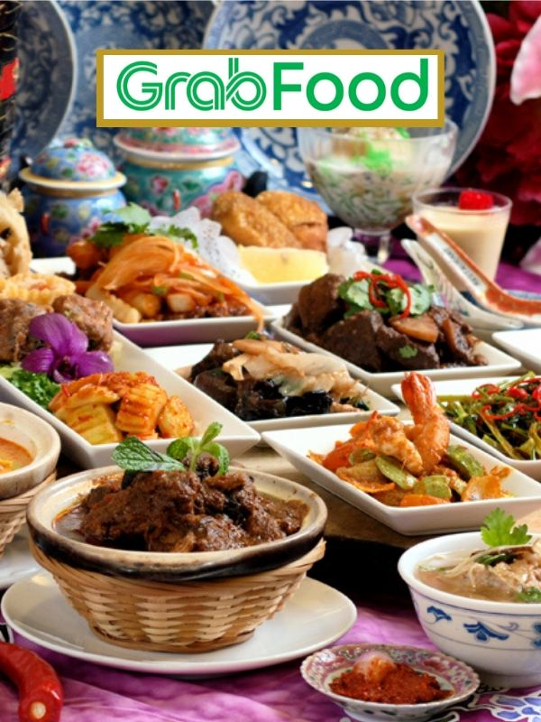 GrabFood Straits Chinese