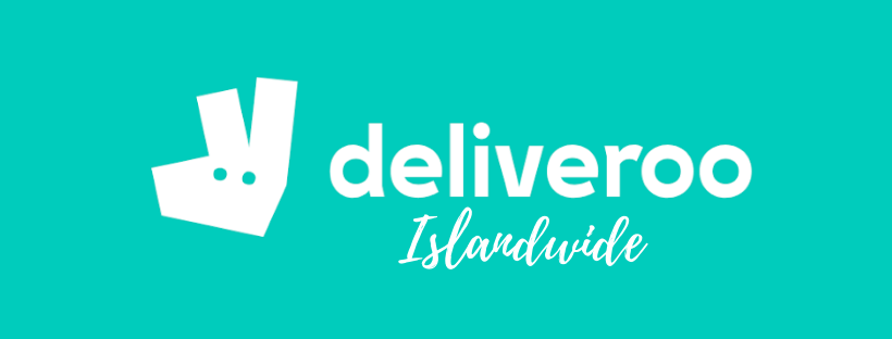 Deliveroo Islandwide Delivery