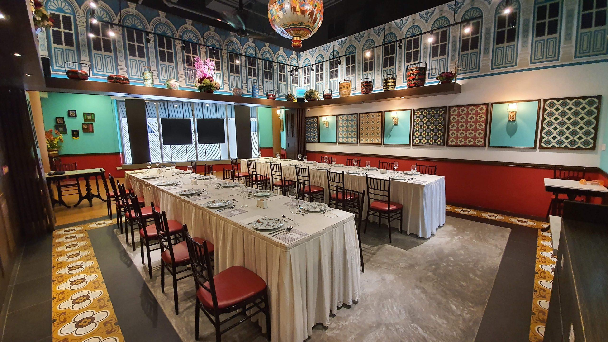Fine Dining Tok Panjang Event