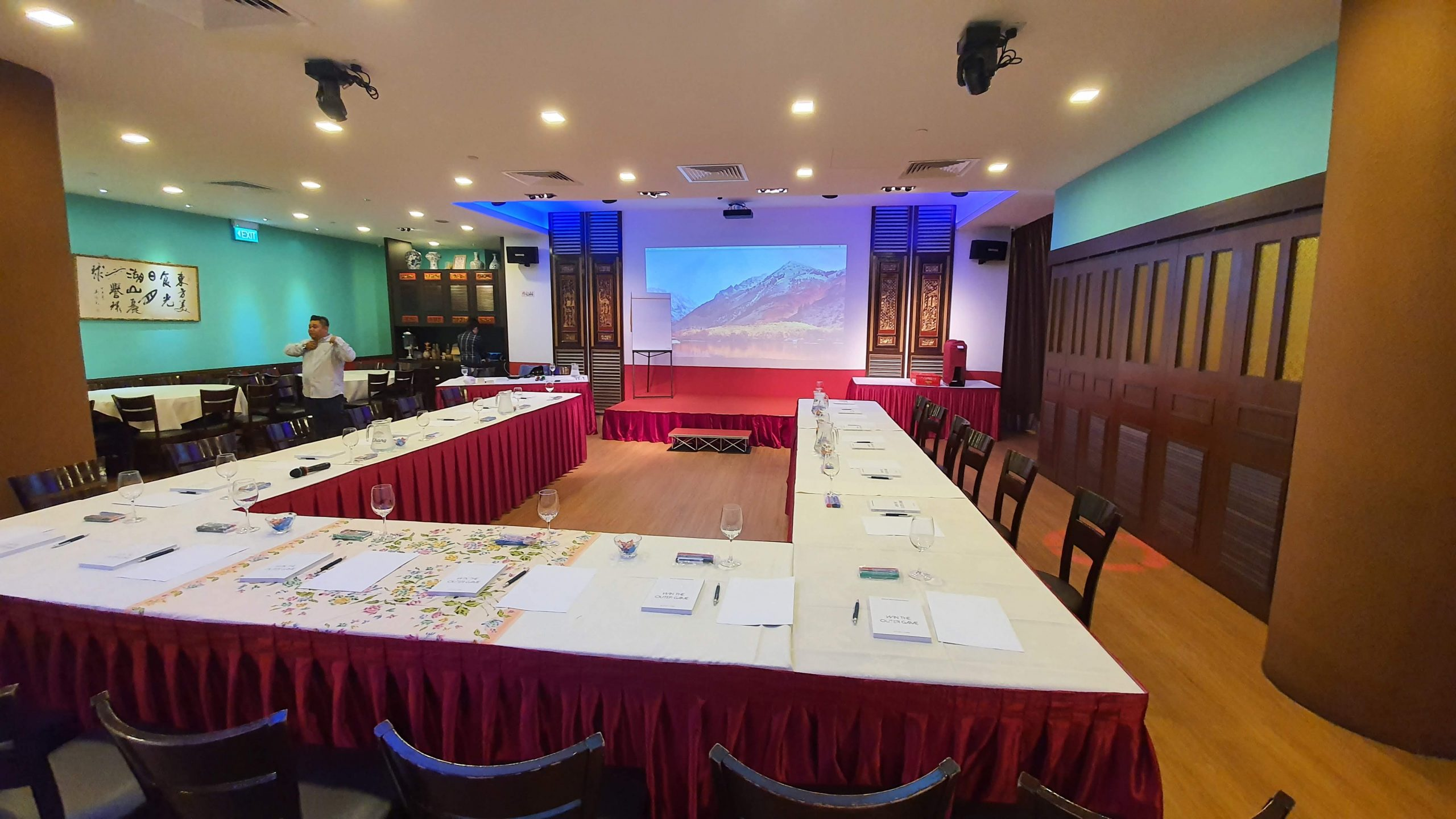 Team Building Event Space