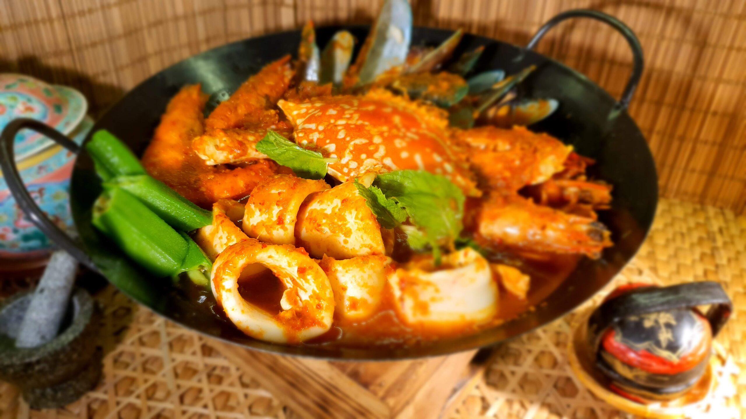 Tok Panjang SeafoodWok