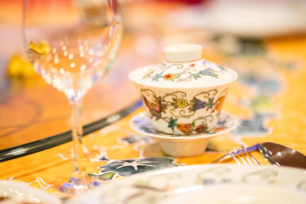 Wedding Peranakan Vintage Tea Ceremony Cups