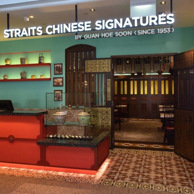 Straits Chinese Esplanade