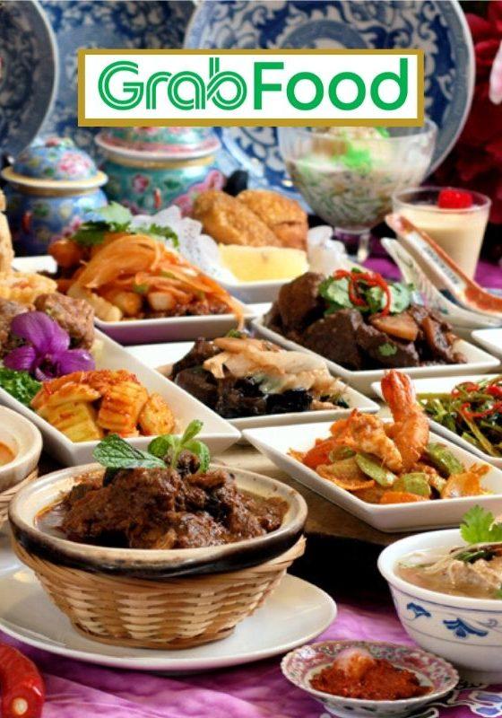GrabFood Straits Chinese