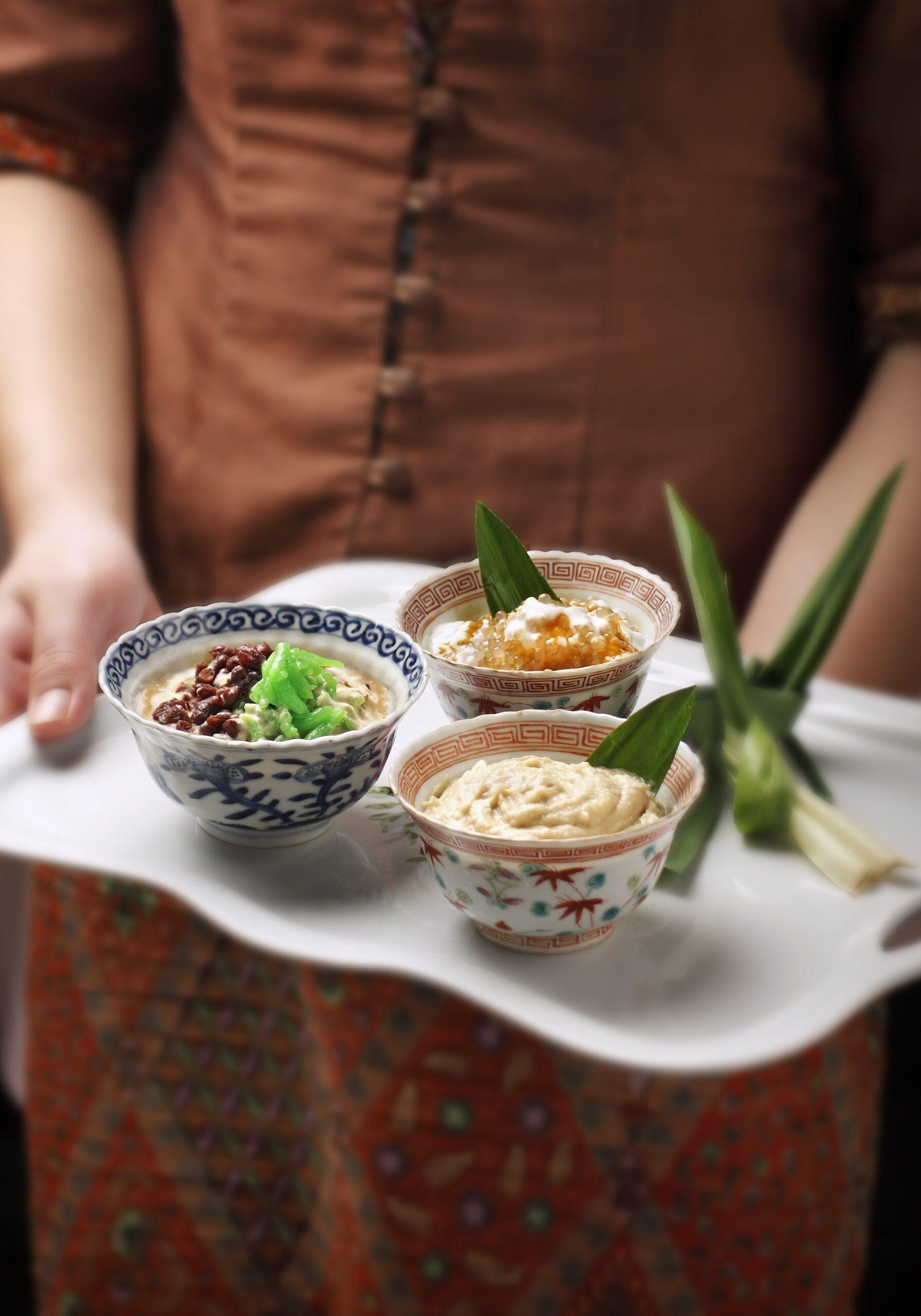 Durian Pengat, Chendool, Gula Mekaka